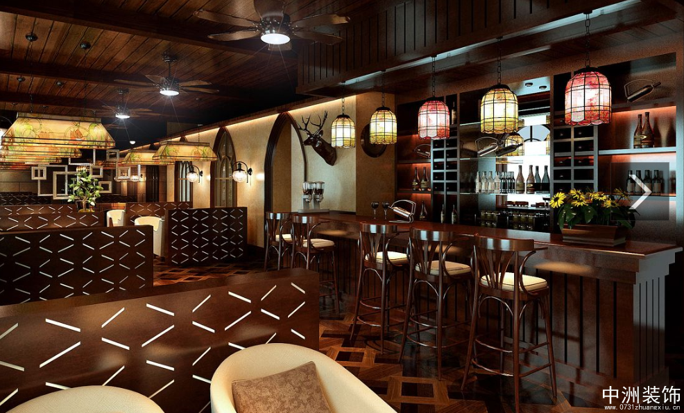 咖啡馆亚搏体育网站怎样效果图