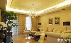 东南亚风格装修效果图两室两厅装修
