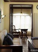五款客厅家装设计效果图