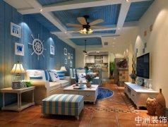 地中海风格家装设计成套效果图