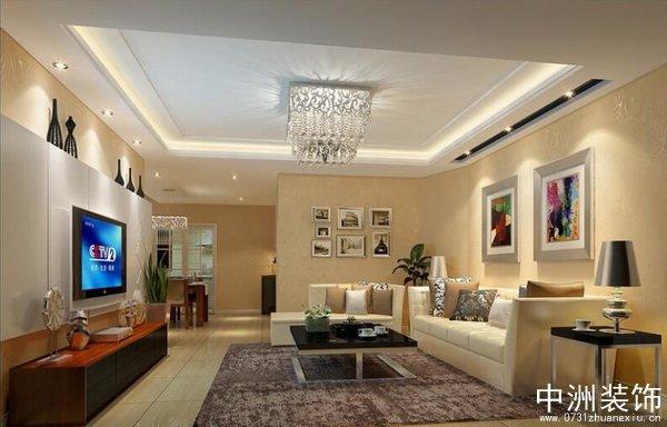 三万家庭装修现代家装风格案例