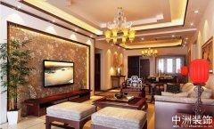 中式家装设计方案成套效果图