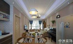 河西装修三室两厅现代风格全套效果图
