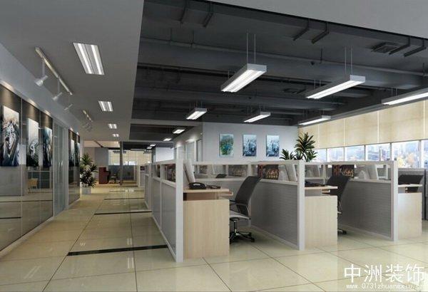 芙蓉中路办公室设计装修案例