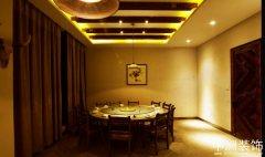门店装修餐馆装修设计全套效果图