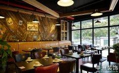 中式餐厅装潢设计方案全套效果图