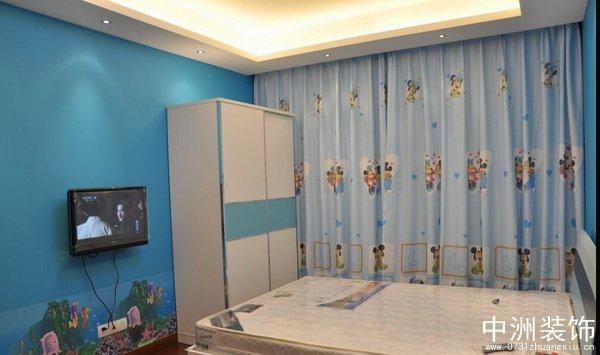 儿童房装修图片大全三款效果图