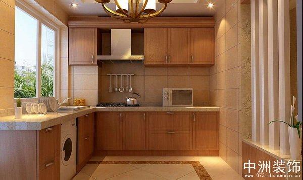 厨房门柜装修效果