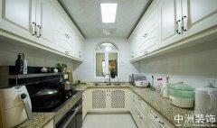 欧式家装开放式厨房精典案例