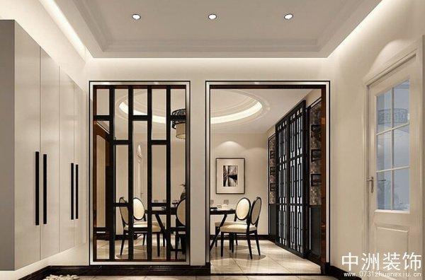室内玄关设计