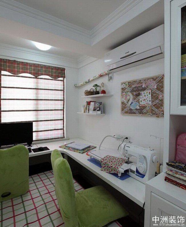 小户型韩式装修卧室图片