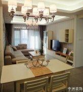 两室一厅室内装修现代装修案例欣赏