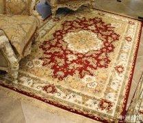 客厅地毯的选择