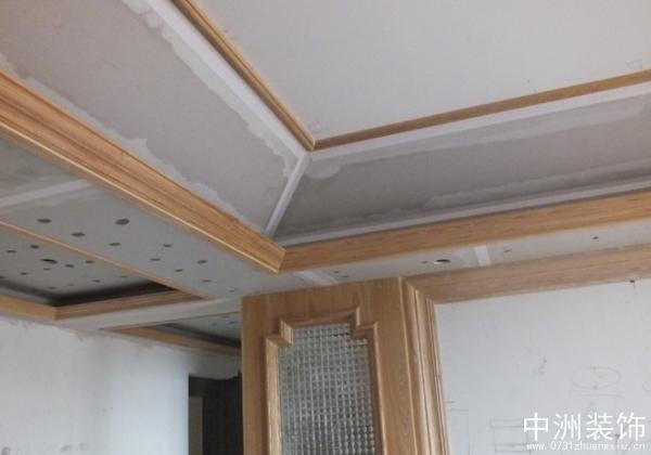 家装木工施工工艺_长沙中洲装修公司