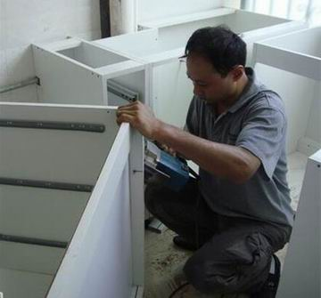 装修设计整体橱柜安装的标准是什么