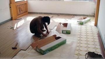 全包装修安装地板时需要注意哪些问题