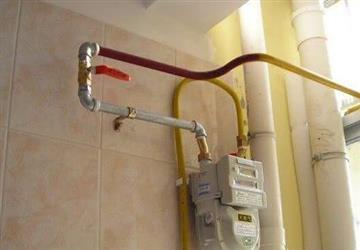 私自改动煤气管道导致煤气中毒